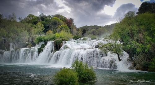 Krka Waterfall-Zadar